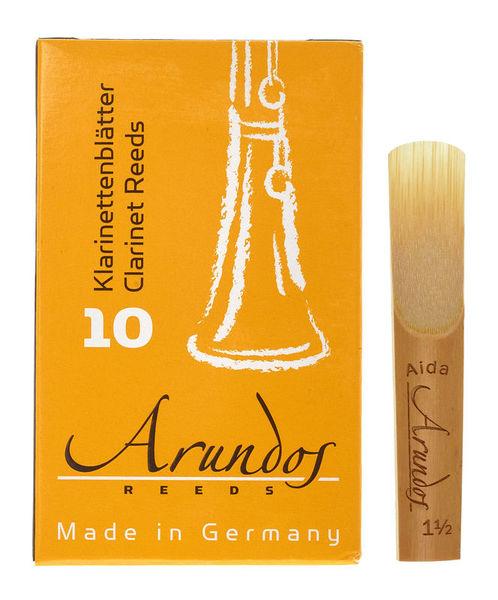 Arundos Reed Bb-Clarinet Aida 1.5