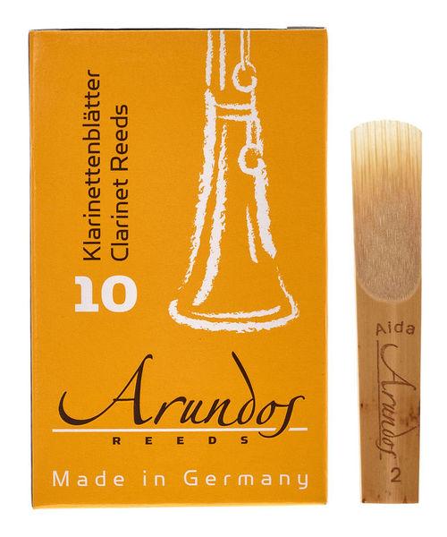 Arundos Reed Bb-Clarinet Aida 2.0