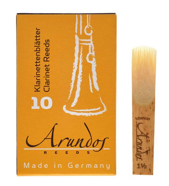 Arundos Reed Bb-Clarinet Manon 1.5