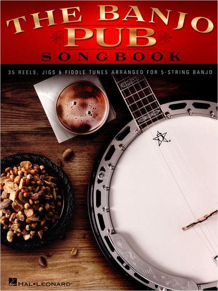 Hal Leonard The Banjo Pub Songbook