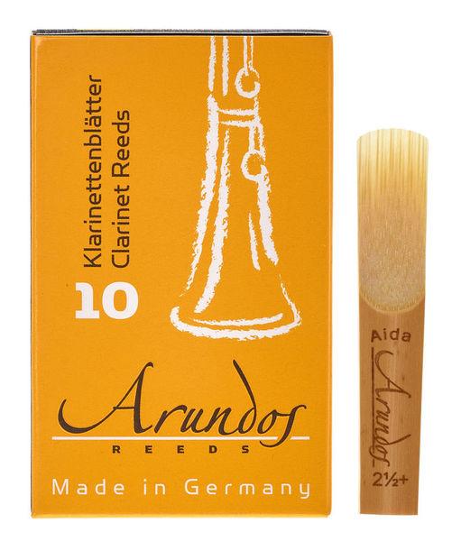 Arundos Reed Bb-Clarinet Aida 2.5+