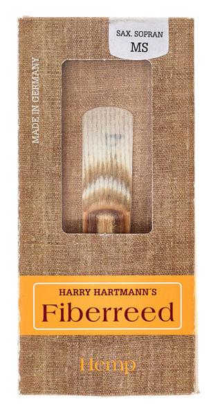 Harry Hartmann Fiberreed HEMP Soprano Sax MS