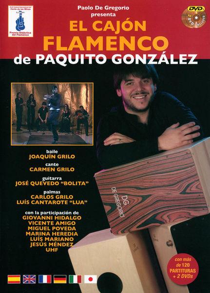 DG De Gregorio El Cajon Flamenco