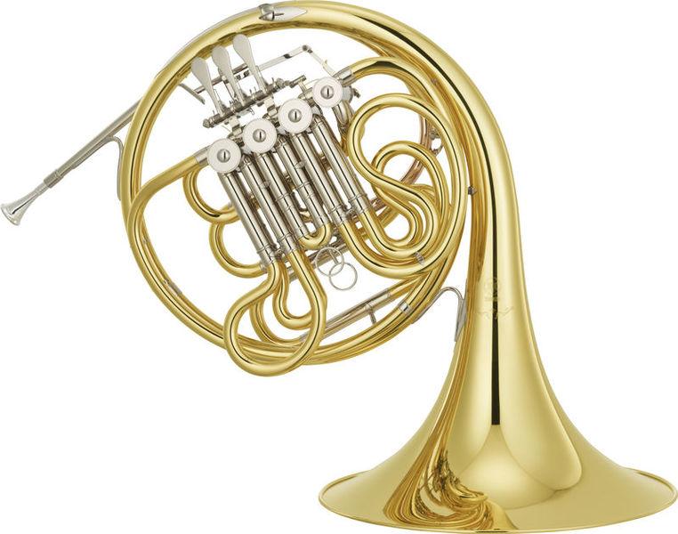 Yamaha YHR-671 F/Bb Double Horn
