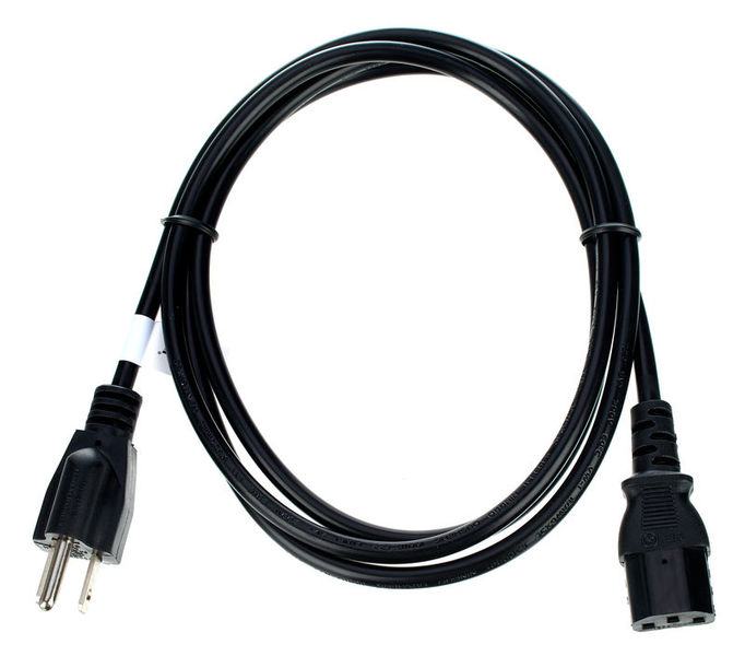 the sssnake Powercord US C13 1,8m