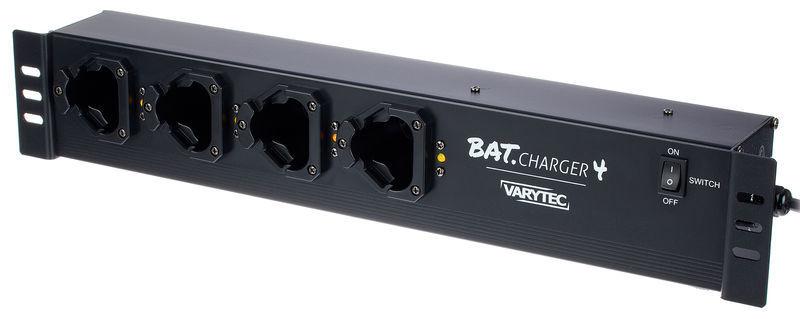 Varytec BAT.CHARGER 4 Battery Charger
