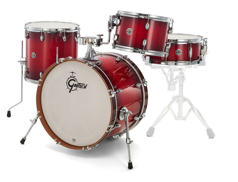 Gretsch Drums Catalina Club Studio Crimson