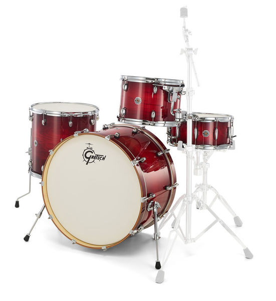 Gretsch Drums Catalina Club Rock Crimson Bst