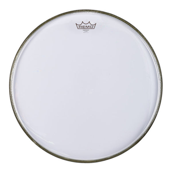 """Remo 18"""" Emperor Clear Bass Drum"""