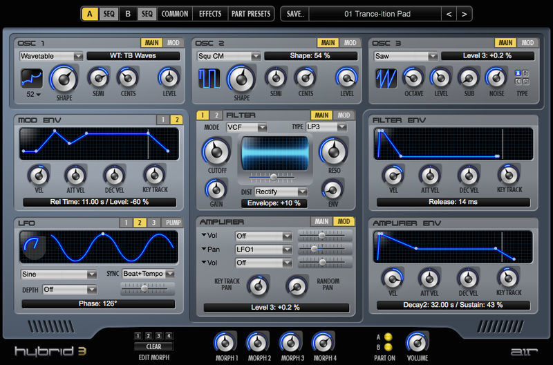 AIR Music Technology Hybrid 2020
