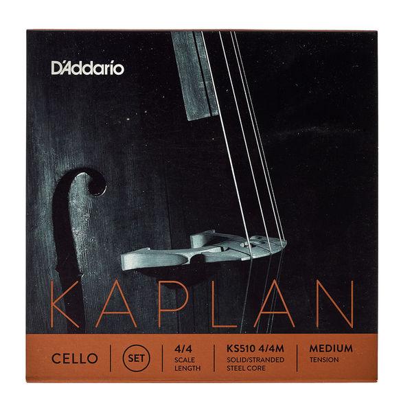 Kaplan KS510 4/4M Cello Strings Med.