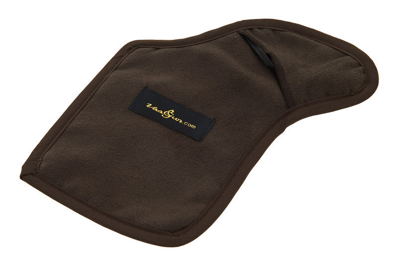 Vaagun Chinrest Cover Brown Large