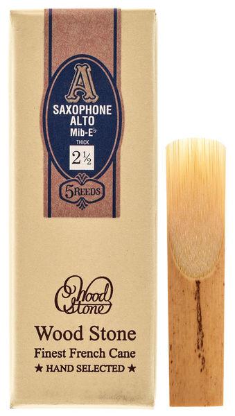 Wood Stone Reed Alto Saxophone 2.5