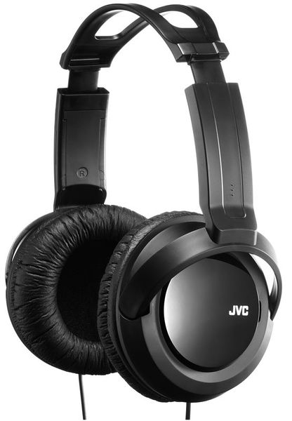 JVC HA-RX330E Black