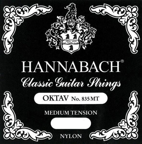 Hannabach 835MT Octave-Guitar Strings