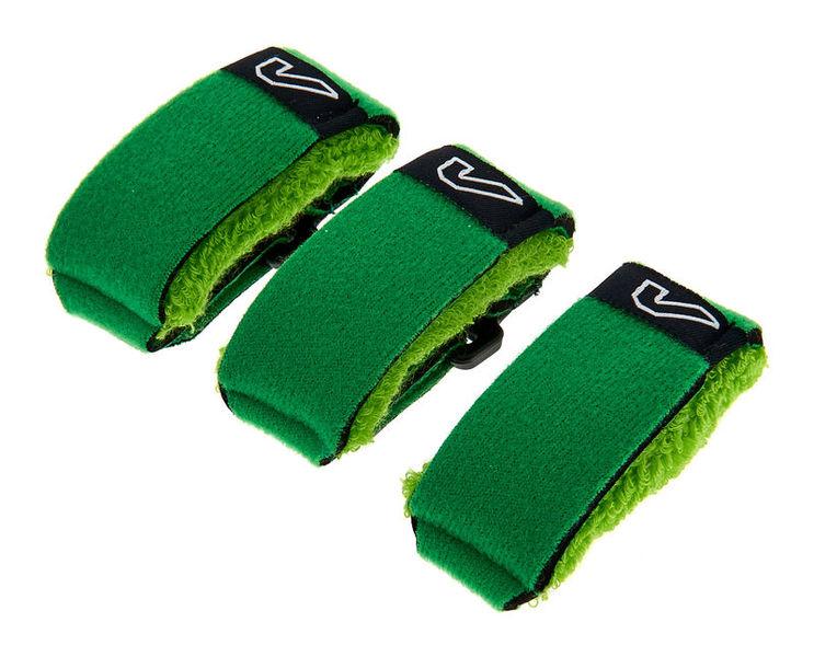 Gruvgear Fretwraps SM Leaf Green 3P