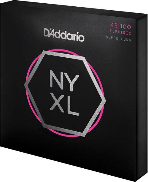 Daddario NYXL45100SL Bass Set