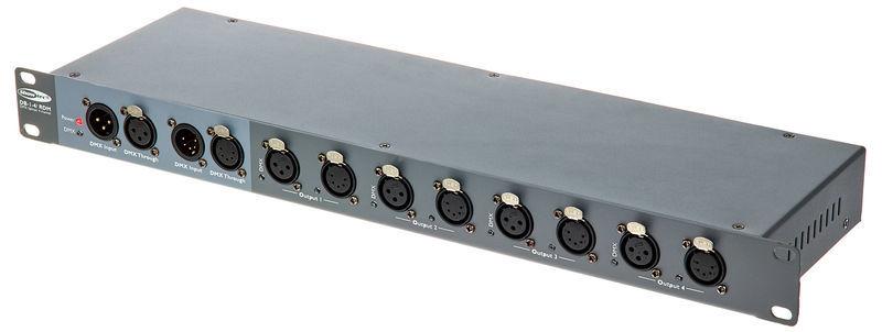 Showtec DB-1-4/RDM Booster / Splitter