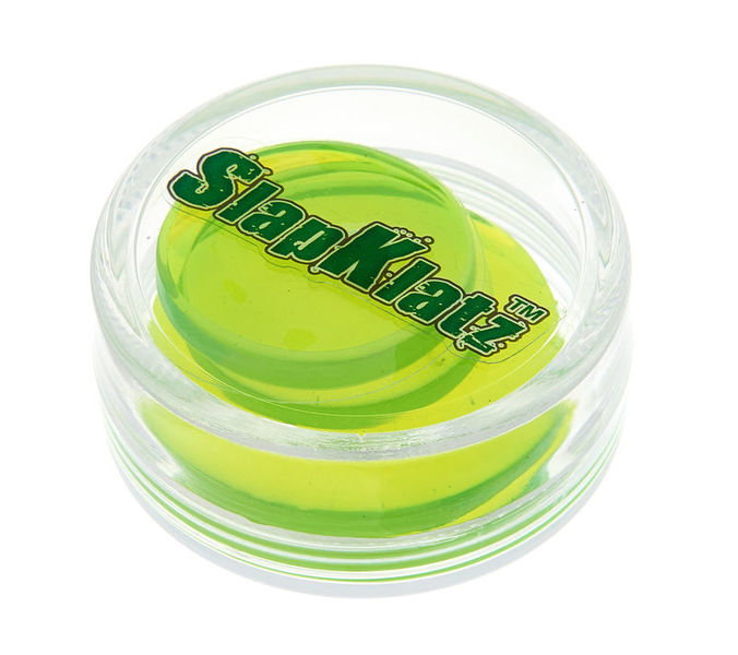 SlapKlatz Gel Pads 4-piece Box green
