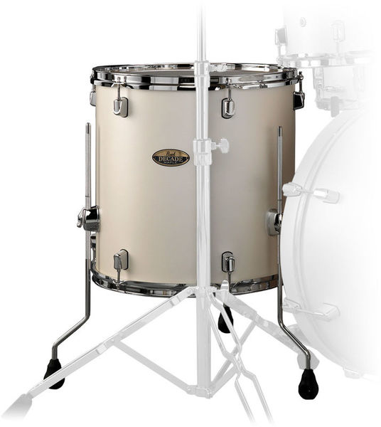 """Pearl 14""""x14"""" Decade Maple FT -WH"""