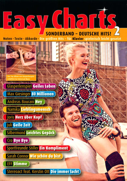 Music Factory Easy Charts German Hits 2