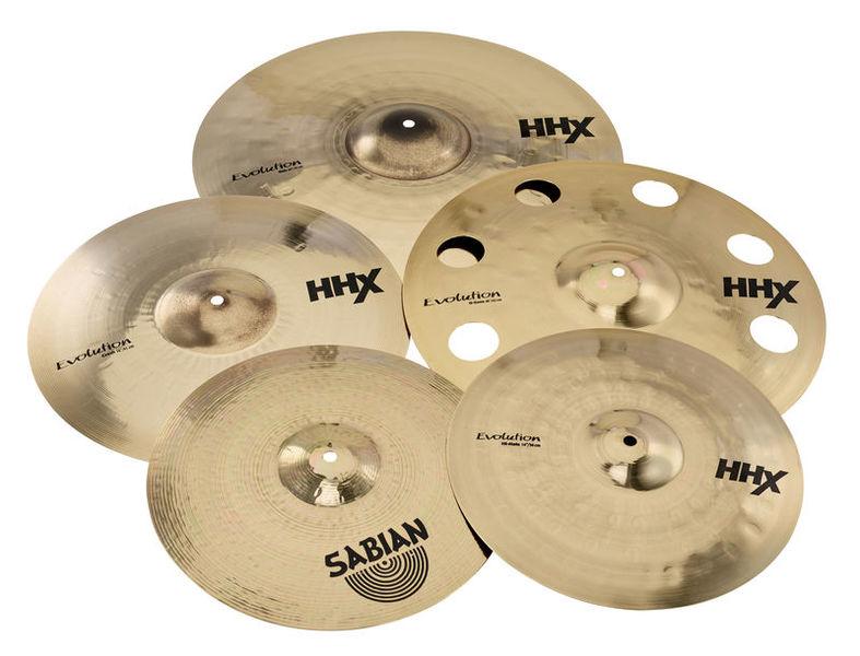 Sabian HHX Special Evolution Cym. Set
