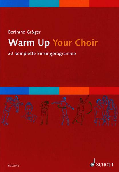 Schott Warm Up Your Choir