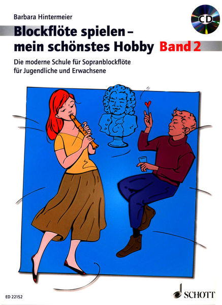 Schott Blockflöte Spielen Hobby 2