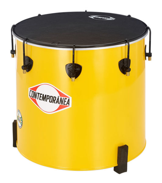 "Contemporanea 16""x 38cm Nesting Surdo Yellow"