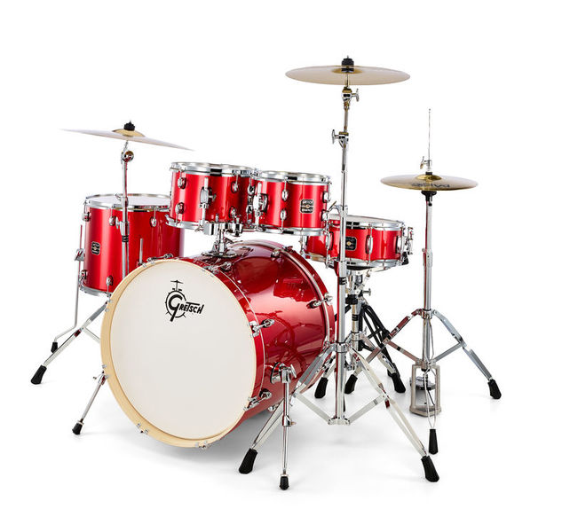 Gretsch Drums Energy Studio Red