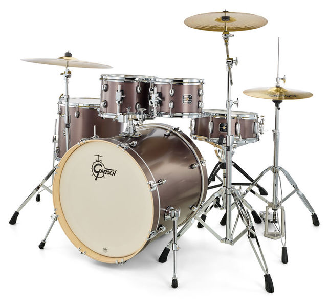 Gretsch Drums Energy Standard Grey Steel