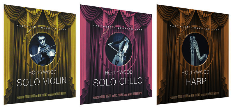 EastWest Hollywood Solo Series Diamond