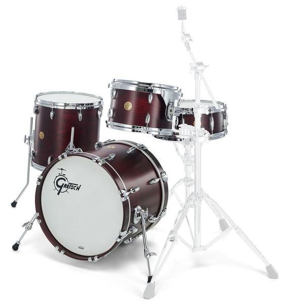 Gretsch Drums US Custom Jazz Satin Walnut