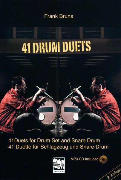 Leu Verlag 41 Drum Duets