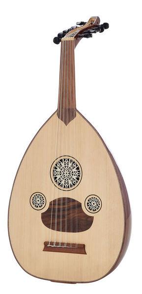 Saz 166B-CC Turkish Oud Walnut NT