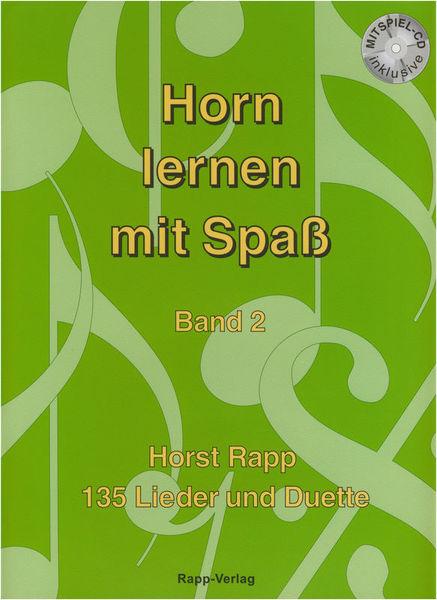 Horst Rapp Verlag Horn Lernen mit Spaß 2
