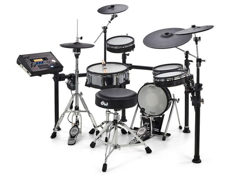 Roland TD-50K V-Drum Set Bundle