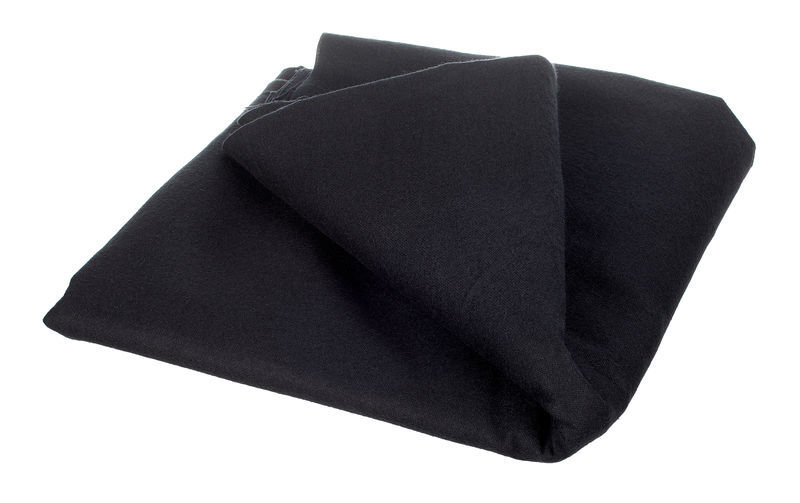 Stairville Curtain 160g/m² Black