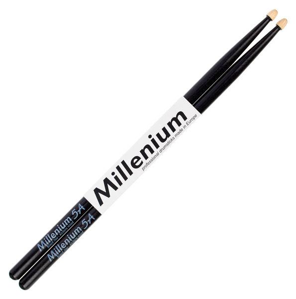 Millenium H5A Hickory Sticks Black