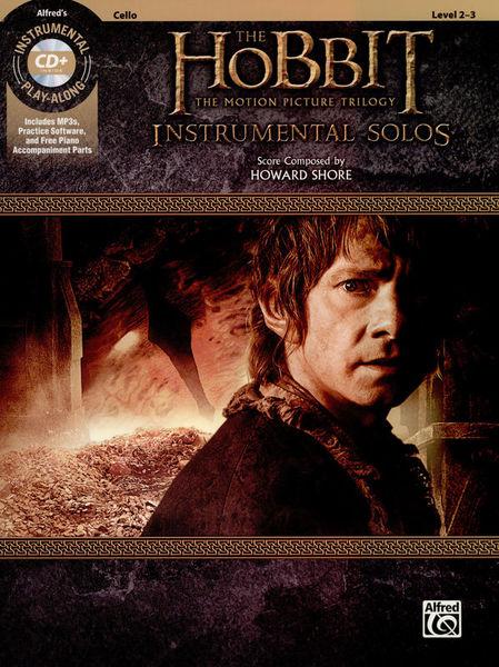 Alfred Music Publishing Hobbit Trilogy Cello