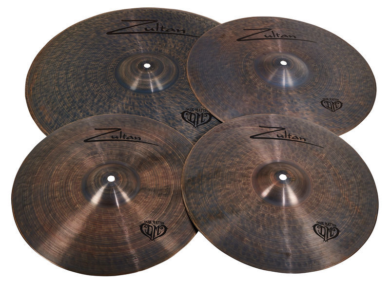 Zultan Dark Matter Cymbal Set