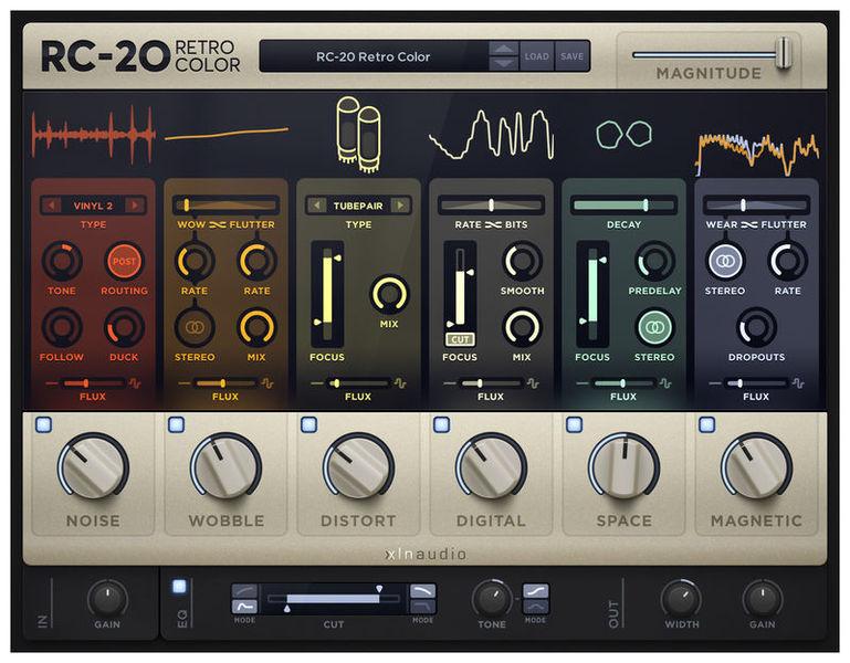 XLN Audio RC-20 Retro Color
