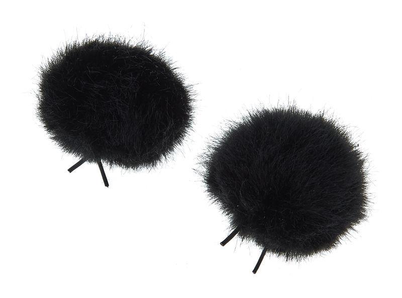Bubblebee Twin Windbubbles Black 4