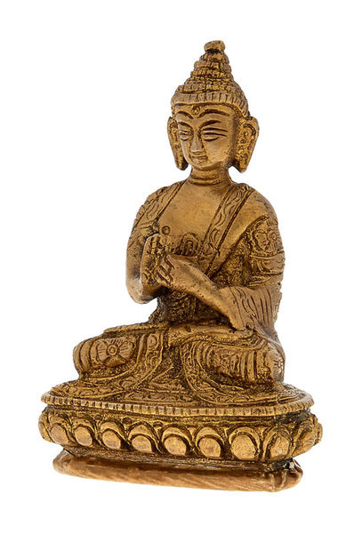 Thomann Buddha-Dharmachakra 10cm