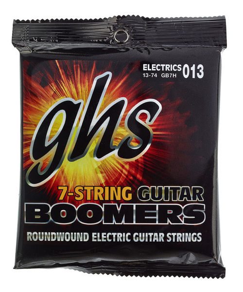 GHS GB 7H-Boomers