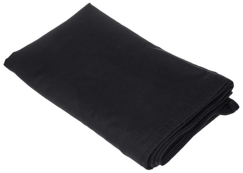 Stairville Skirt 160g/m² 4.0x0.4m Bk