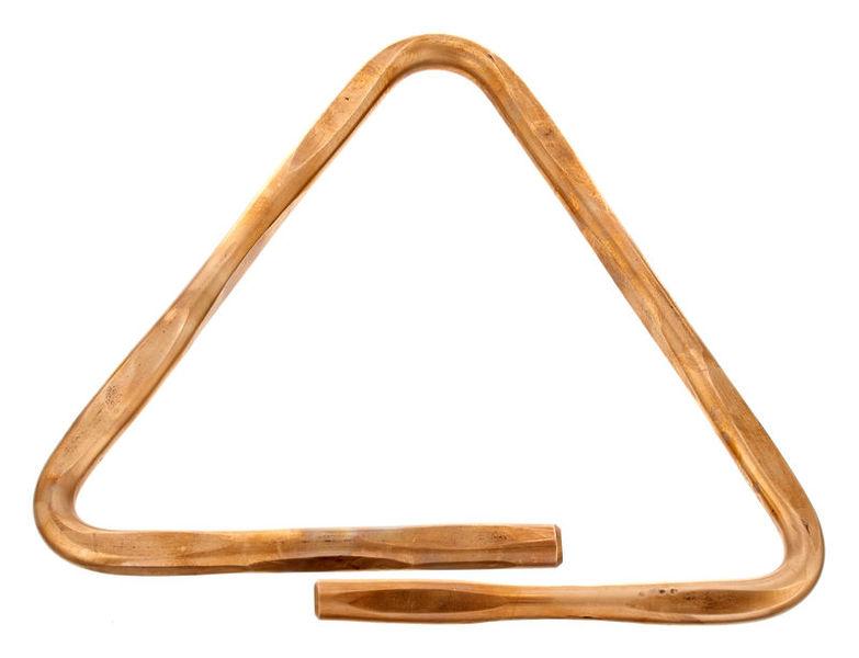 "Thomann Triangle TriAngle Bronze 8"""