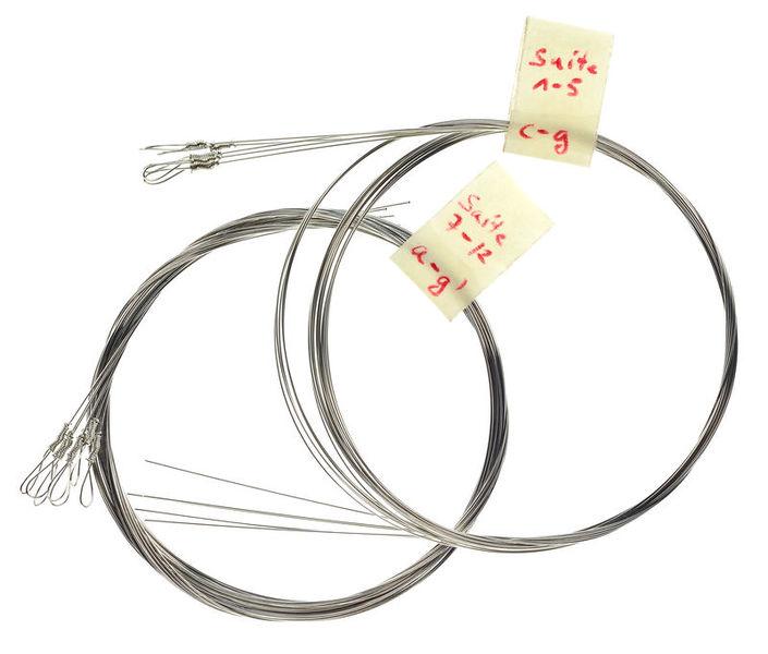 Feeltone SA-7 Koto Strings MO-46GK