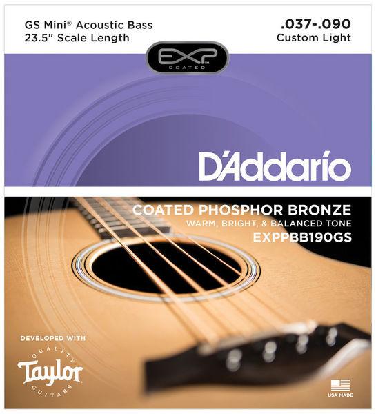 Daddario EXP Acoustic Bass GS Mini Bass