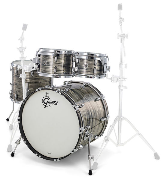 Gretsch Drums Brooklyn Standard Set Grey